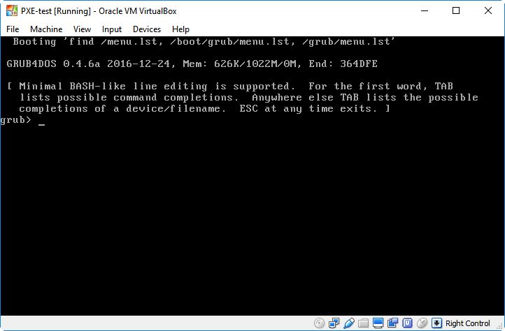 PXE-boot server – dhcp & tftp server setup – Part 3/5 – Devops